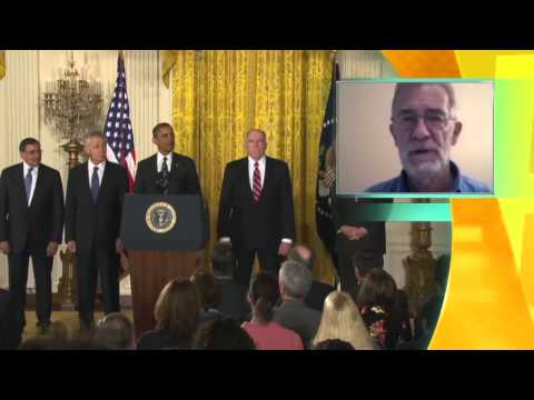 Interview with ex-CIA analyst Ray McGovern