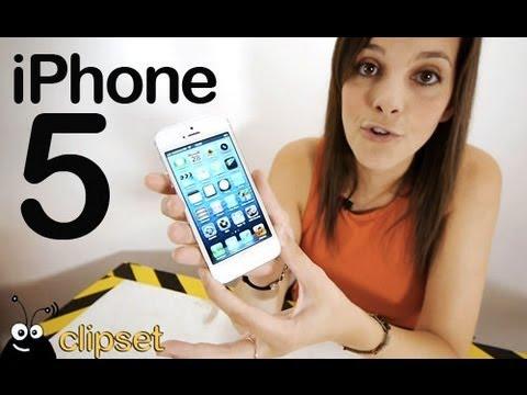 Apple iPhone 5 en español