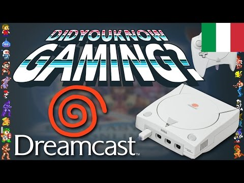 Dreamcast - Did You Know Gaming? ITA feat. Doctor Game