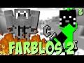 AUTSCH! Weißes Feuer! - Minecraft FARBLOS 2 #03 [Deutsch]