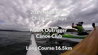 2019 NSW State Championships - Maia OCC Long Course 16.5km - Opens Mixed (Gold)