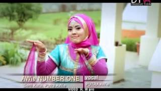 Cover images AWie NUMBER ONE - lagu minang terbaru ( Official Music Video)