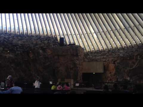 Church in The rock - Helsinki
