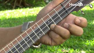 How to Play a C Chord | Ukulele Lessons