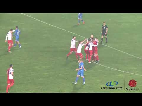 Metalac GM Vojvodina Goals And Highlights