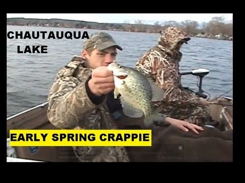 Early Spring CRAPPIE