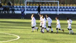 Турнір в Нікополі (ДЮСШ-2 /Кировоград/ - ФК ім.Л.Яшина), 2 тайм