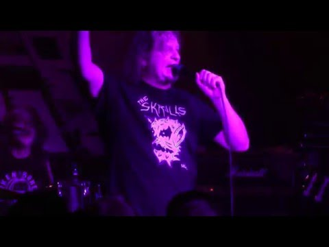 Voivod - Killing Technology (Philadelphia,Pa) 2.8.16