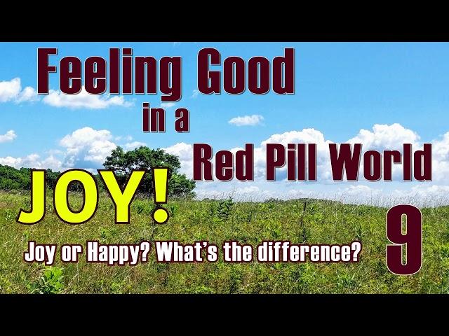 Feeling Good in a Red Pill World #9 JOY!
