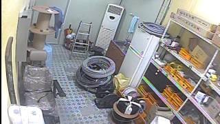 인천CCTV 설치-사무실창고 41만화소