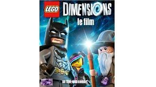 LEGO Dimensions / Le film d'animation complet en Français