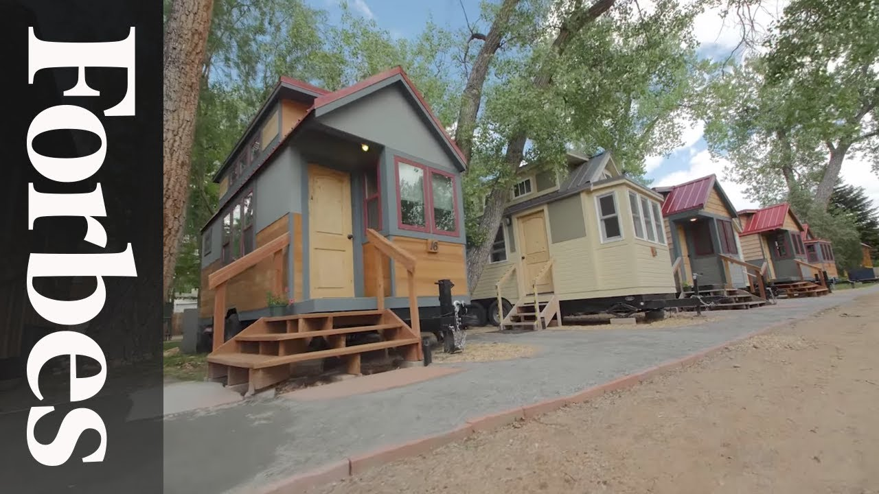 Weecasa America S Largest Tiny Home Resort Forbes Youtube