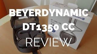 Review: Beyerdynamic DT1350 CC On-Ear Headphones