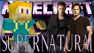 Minecraft: Supernatural Mod!