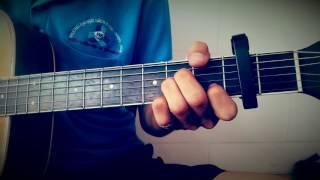 風の記憶 - Kaze no kioku - ký ức của gió - guitar