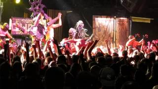 "GWAR ""Get Outta My Dreams, Get Into My Car"" (Live) Sept 15th 2013"