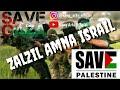 Zalzil Amna Israil (Lagu penyemangat bangsa palestina)