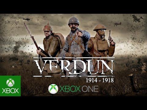 Verdun Xbox announcement trailer
