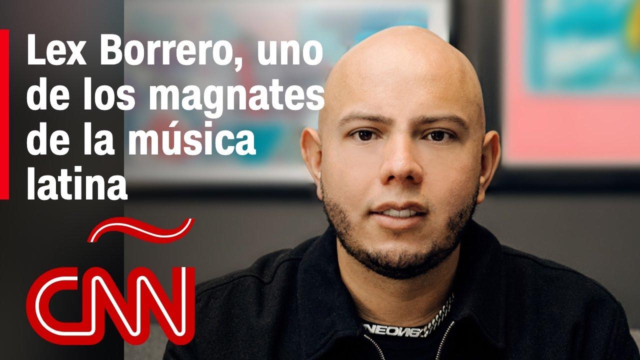 "Lex Borrero, el influyente empresario musical detrás de temas como ""Telepatía"" de Kali Uchis"