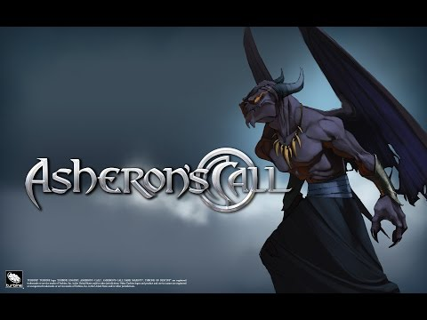 Asheron's Call Gameplay – Bad Audio