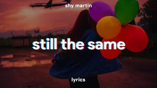 Play Still the Same (feat. Boy In Space)