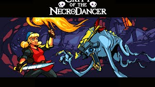 Lets Try - Crypt of the Necrodancer (With Dance Pad)