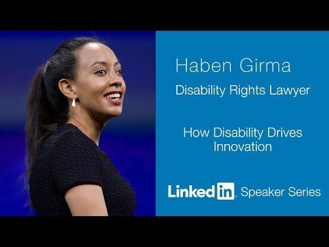 LinkedIn Speaker Series: Haben Girma