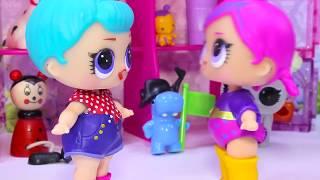 Сборник мультфильмов №19 про куклы ЛОЛ Сюрприз | Игрушки с Лалалупси Вероника