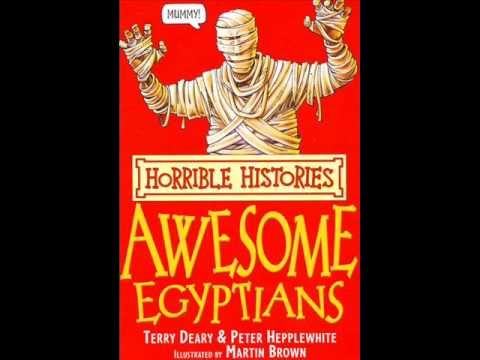 Awesome Egyptians pt 1