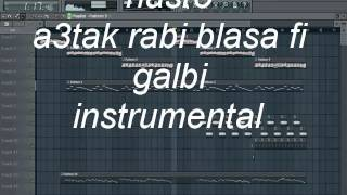 nasro aatak rabi blasa fi galbi instrumental