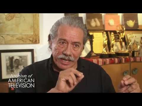 Edward James Olmos discusses
