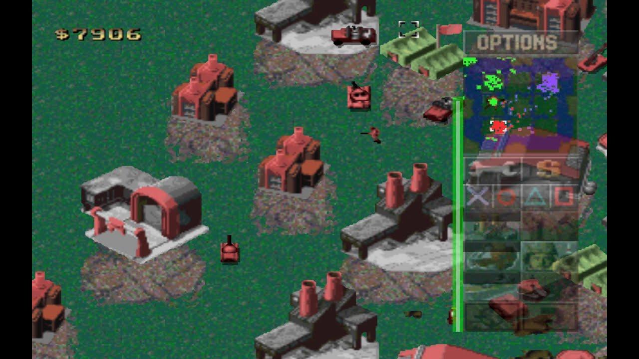 Báo Động Đỏ ( chiến tranh thế giới ) Tàu Chiến Siêu Mạnh – Game ps1 ngày xưa [ Red Alert ]