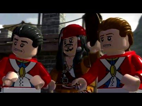 LEGO® Piráti z Karibiku 01: Útěk z vězení! | Minecraft Box