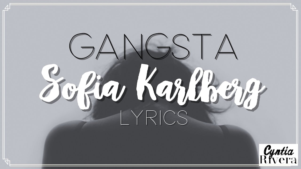 Kehlani Gangsta Song Lyrics - Year of Clean Water