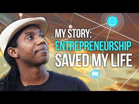Entrepreneurship Saved My Life: Why I Became a Creative Entrepreneur