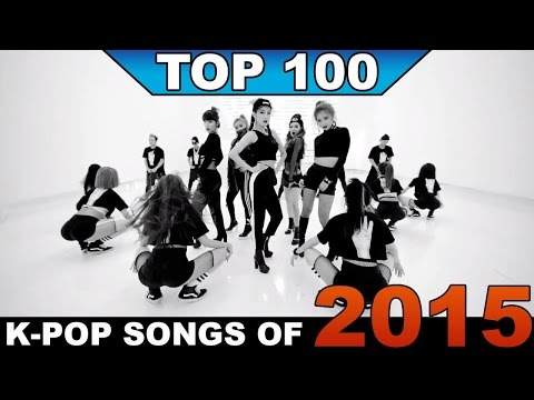 The Ultimate TOP 100 K-Pop Songs of  Year-End Chart