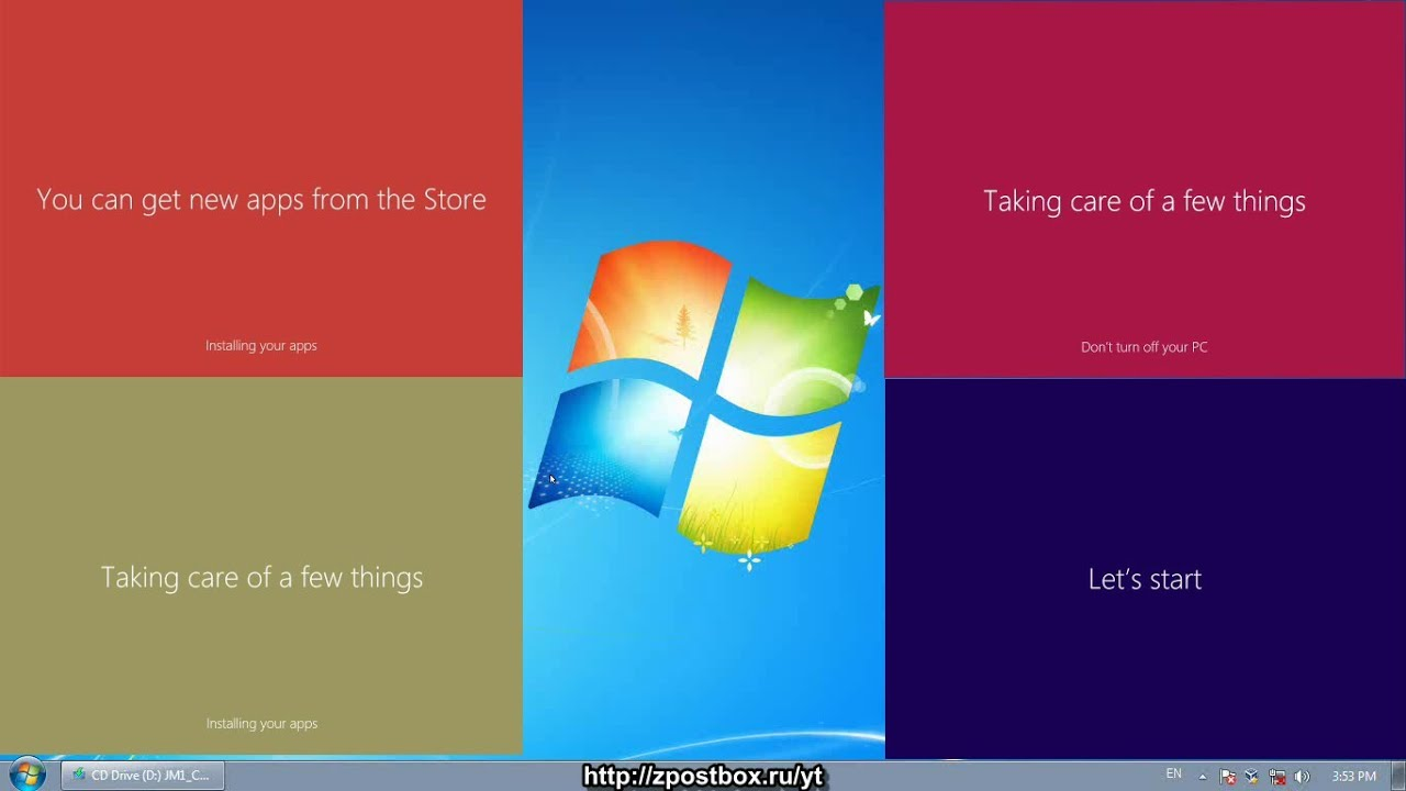 Как русифицировать windows vista