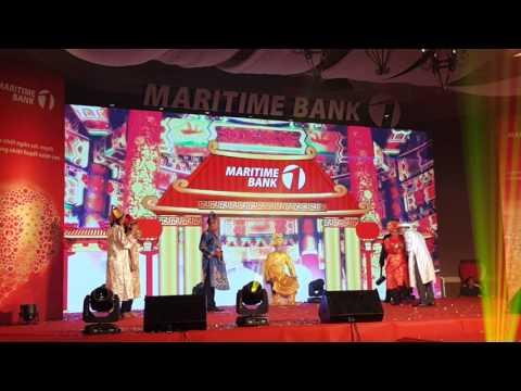 Show tao quan vung mien nam 1 Maritime bank