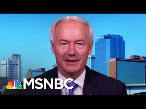 GOP Governor Asa Hutchinson On Repeal And Delay: 'Doesn't Sound Like A Good Idea To Me' | MSNBC