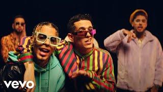 Anuel AA ✘ Rauw Alejandro ✘ Farruko ✘ Justin Quiles ✘ Lenny Tavarez - Elegí Remix [Official Video]