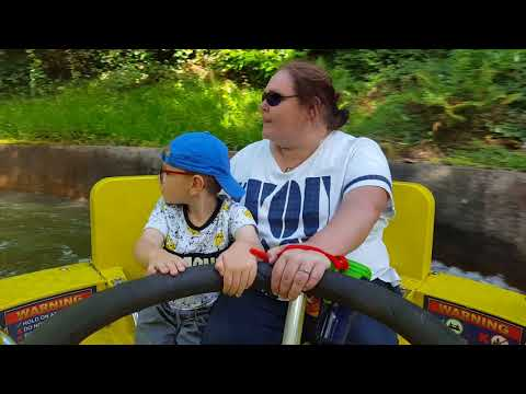 Congo River Rapids Ride - Alton Towers