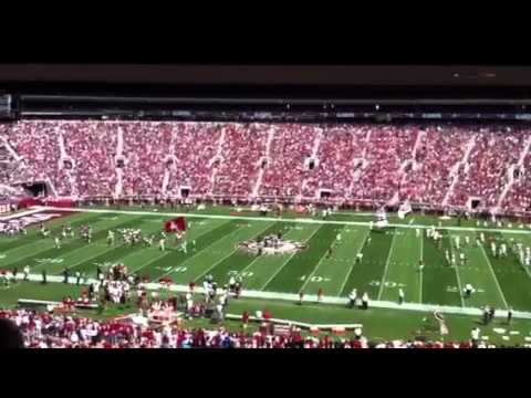 2013 alabama a day game from the ivory club skybox 4 20 1 youtube. Black Bedroom Furniture Sets. Home Design Ideas