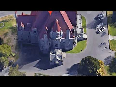 Ghost Box Session At Craigdarroch Castle In Victoria BC Canada - 13 May 2019