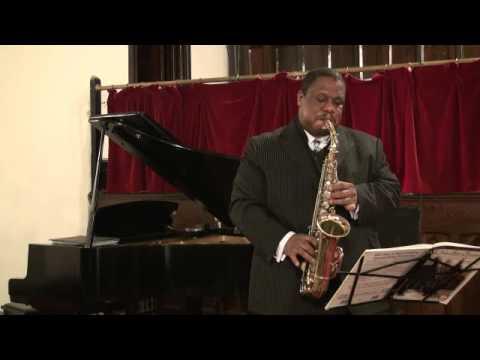 Chris Fleischer, Alto Sax- Jingle Bells