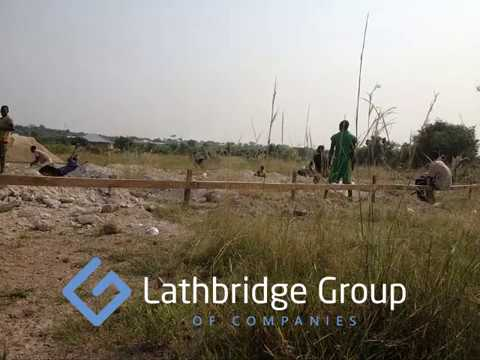 Building in Dodowa Ghana by   Lathbridge Group of Companies Part 1