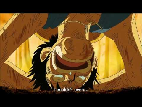 AMV One Piece: Luffy's willpower