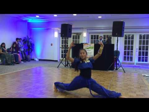 Kyun hai ruthe ruthe Mohan dance by Isha...