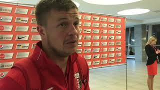 Денис Кожанов: «Про благодарность от Динамо ничего не слышал»