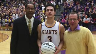 Baixar Tim Leavell's record 55 points in a single game!  Giant record!