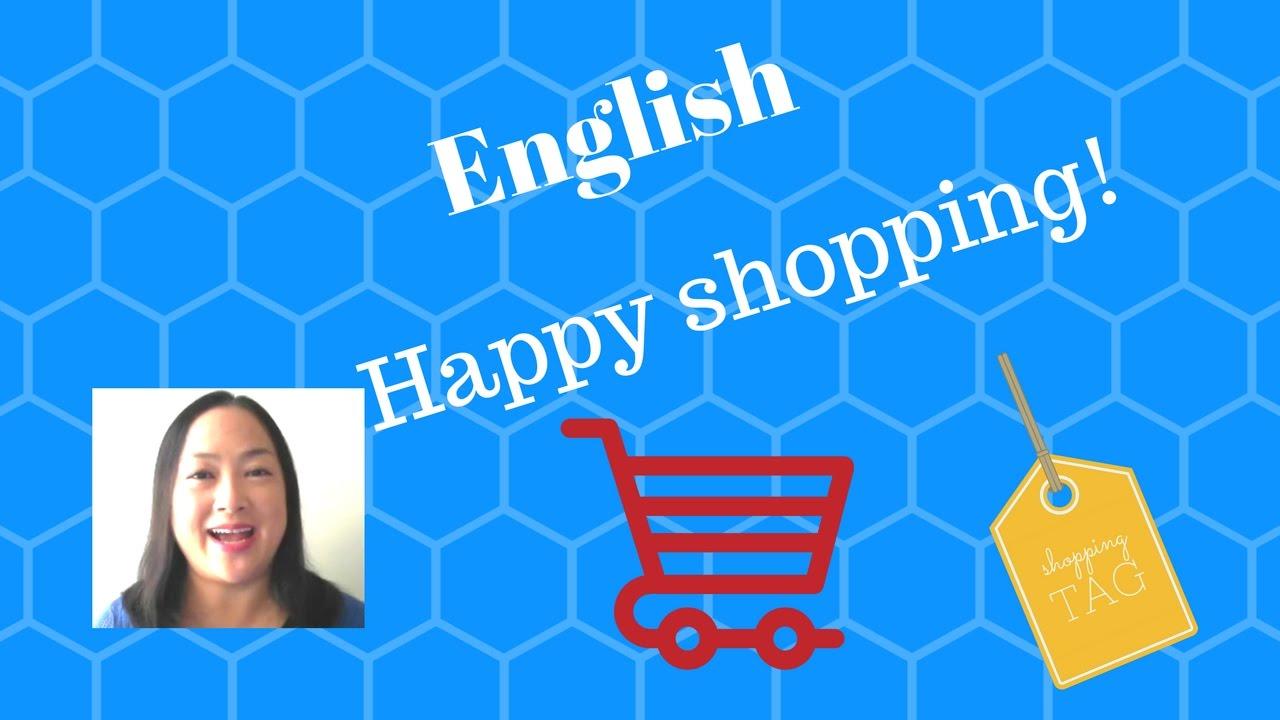 出国旅游常用英语-购物篇shopping